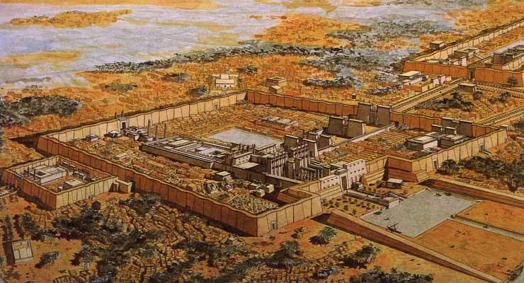 Kemet2007 Bouwkunst Karnak